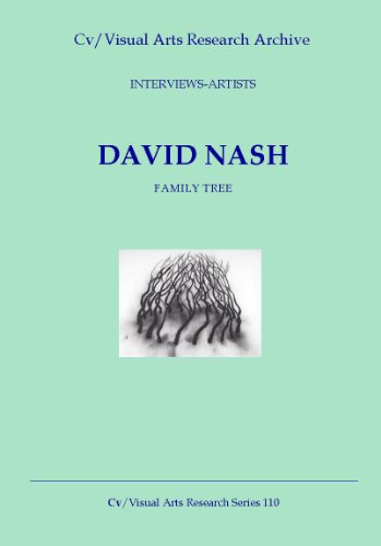 Nicholas James - David Nash: Family Tree (Cv/Visual Arts Research Book 110) (English Edition)