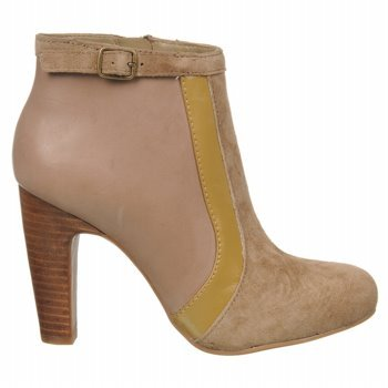 Seychelles Women'S Stick Your Neck Out Ankle Boot,Taupe,8.5 M Us
