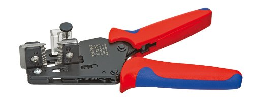KNIPEX 12 12 06 10-26 Awg Automatic Wire Stripper