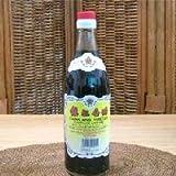 鎮江香酢(中国黒酢・瓶入)お徳用 600g