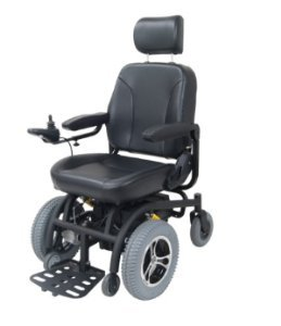 Drive Medical Trident 18-Inch Front Wheel Drive Power Chair