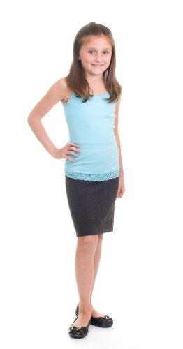 Hard Tail Girls pencil skirt (Medium (10-12)) Image