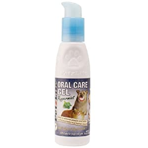 PetzLife Oral Care Gel Original Peppermint 4oz