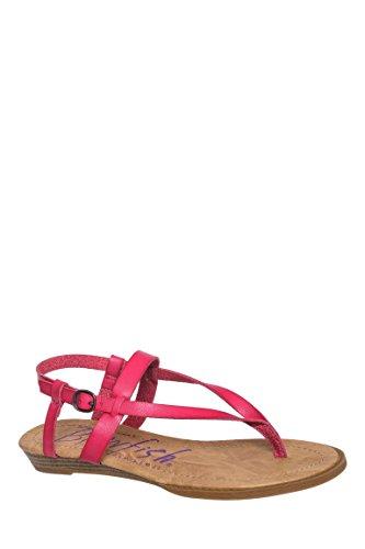 Berg Low Heel Thong Sandal