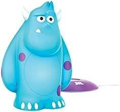 Philips e Disney, Luce notturna bambini LED, Sully Monster&Co