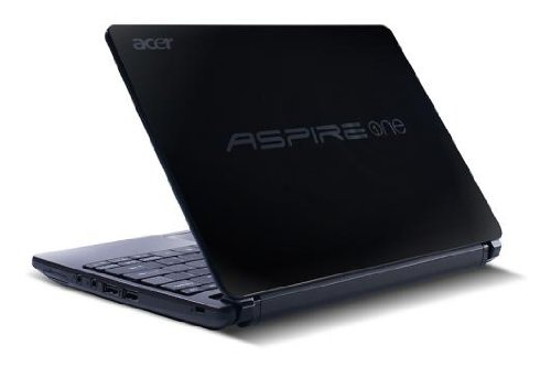 Acer Aspire One AOD257-1417 Atom N570 Dual-Heart 1.66GHz 1GB 320GB 10.1 LED Win 7 WiFi (Black)