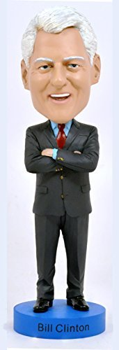 Bill Clinton Bobblehead by Royal Bobbles