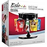 Esio Beverage System RB101 E-Pak Countertop Carousel Beverage Warmer