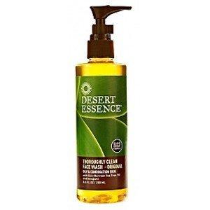 Desert Essence - Thoroughly Clean Face Wash, 8.5 fl oz liquid