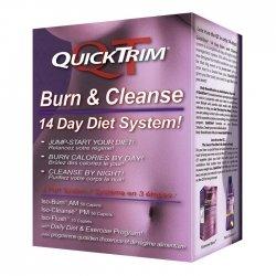 Cheap Diet Quicktrim Burn Cleanse 14 Day Diet System 1 Ea