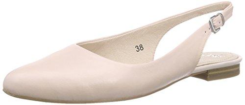 Caprice 29402 - Ballerine Donna, colore rosa (Rose Nappa 513), taglia 40