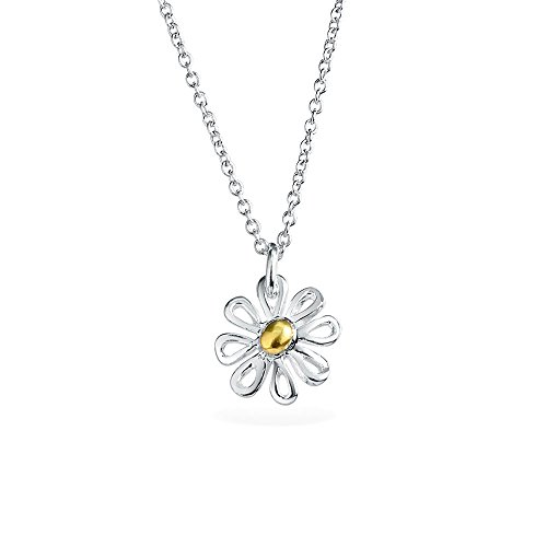 bling-jewelry-gold-plated-two-toned-925-silver-daisy-pendant-necklace