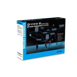 D-View v.6.0 SNMP Network Management System Standard Edition