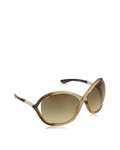 Tom Ford Occhiali da sole Mod.FT0009 74F (64 mm) Tortora