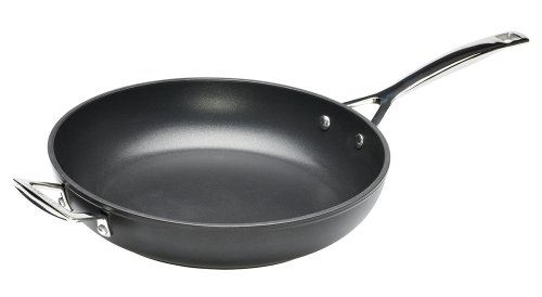 Le Creuset Toughened Non-Stick Deep Frying Pan, 30 cm