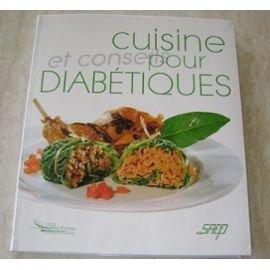 Cuisine et conseils pour diabétiques