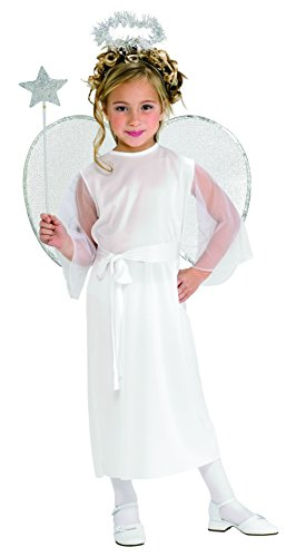 Haunted House Child's Angel Costume, Medium