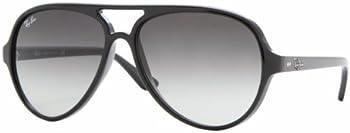 Ray Ban RB4125 Aviator Sunglasses