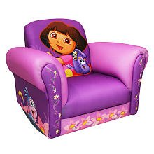 Nickelodeon Dora Hiking Rocking Chair
