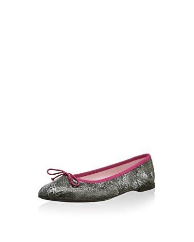 Bisue Ballerina grau/pink EU 38