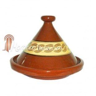 Orient Delight Moroccan Tagine - 20 Cm by Medina Souvenirs
