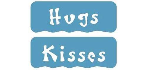 Fiskars - Ultra ShapeXpress - Hugs & Kisses Set by So You Kits Inc
