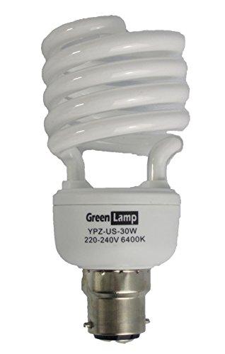 green-lamp-ypz-us-30w-kompakt-energiesparlampe-fluoreszierend-b22-30-w-6400-k-auch-zur-behandlung-vo