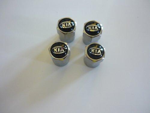 kia-metal-chrome-tyre-valve-dust-cap