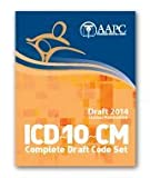 img - for 2014 ICD-10-CM Modification Draft Code Set book / textbook / text book