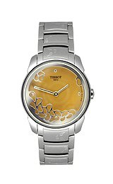 Tissot T-Trend Ladies watch #T0172091102100