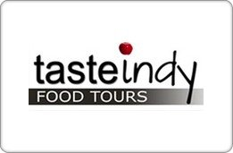 Taste Indy Food Tours Gift Card