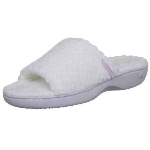 isotoner-popcorn-secret-sole-open-toe-mule-slippers