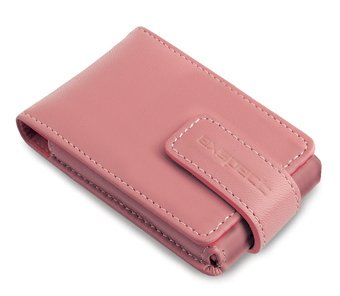 Exspect iPod video Pink 30GB and 80GB leather case