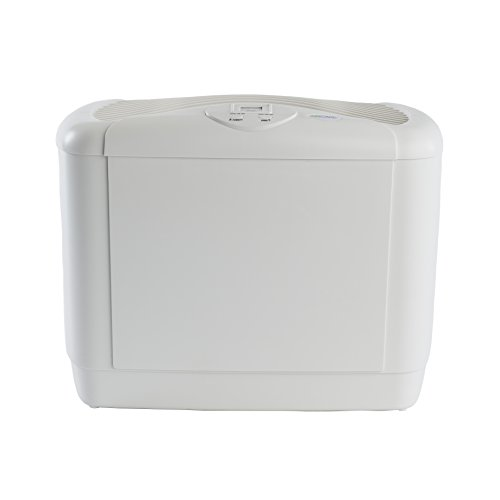 Essick Air 5D6 700 4-Speed Mini Console Humidifier,White - 1