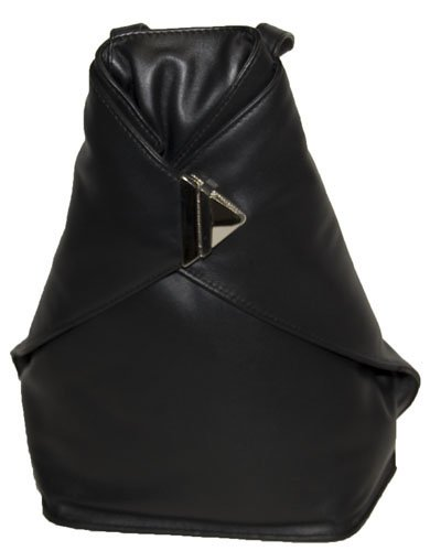 Visconti Leather Rucksack Secure (Small) 18259,