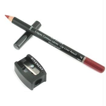 Lip Liner Pencil Waterproof ( With Sharpener ) - # 8 Lip Coffee