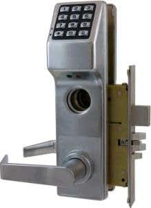 alarm lock dl3500db trilogy high security mortise digital keypad lock w audit trail. Black Bedroom Furniture Sets. Home Design Ideas