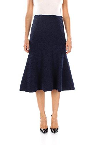 502422I720NKC01-Cline-Jupes-Femme-Viscose-Bleu