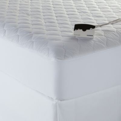 Cannon Heated Quilted Deluxe Mattress Pad - California King Size