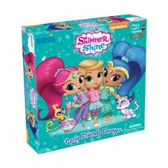 Shimmer & Shine Genie Palace Party Game