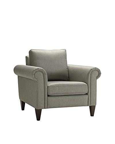 Homeware Avery Chair, Nickel