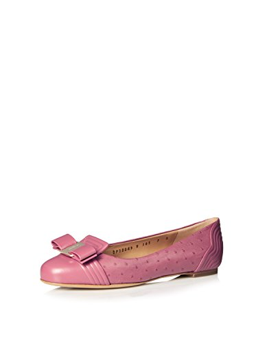 Ferragamo Women's Lulu Flat with Heel