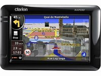 Clarion MAP690 Navigationssystem ( 4.3 Zoll Display,starrer
