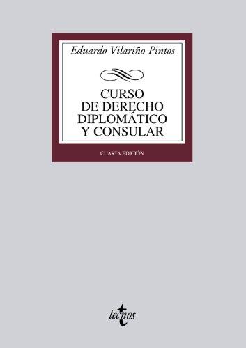 CURSO DE DERECHO DIPLOMATICO Y CONSULAR
