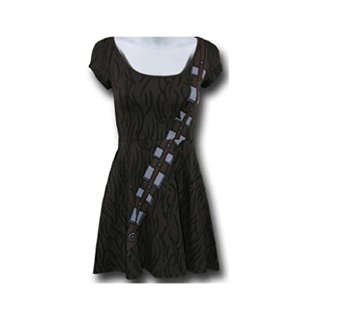 Star Wars Chewbacca Skater Dress Medium