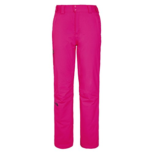 The North Face pantaloni da neve jeppeson-Passione Rosa Multicolour 46