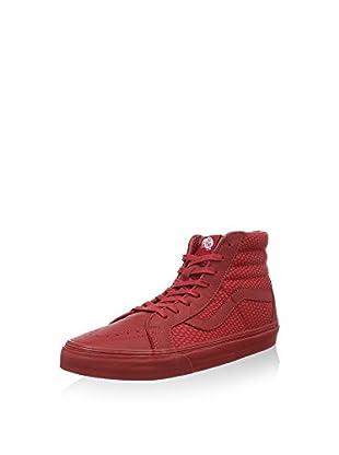 Vans Zapatillas abotinadas Sk8-Hi Reissue (Rojo Oscuro)