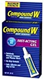 Compound W Wart Remover Fast-Acting Gel Reviews