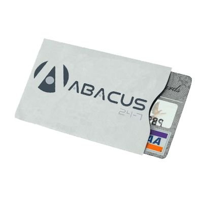 Identity Stronghold Secure Sleeve / Case For Id & Credit Card