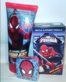 3pc Amazing Spiderman Bath Combo Pack